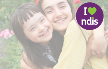 Proud to be a registered NDIS provider
