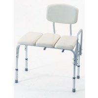 Dynamic Bath Transfer Bench Padded