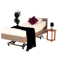 I Care 333 Home Care Bed - Base only (Single)