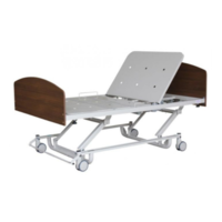 Bariatric King Single Electric Bed