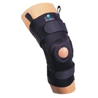 Bio Skin® Hinged Knee Skin™ with Front Closure Small