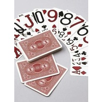 Giant Low Vision Playing Cards