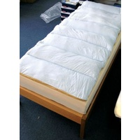 Spenco Silcore Bed Pad Mattress Overlay