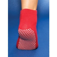 Grip Sox Black Size 6-11