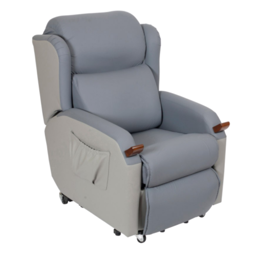 KCare AirComfort Compact Electric Recliner lift Chair (Dual Motor)